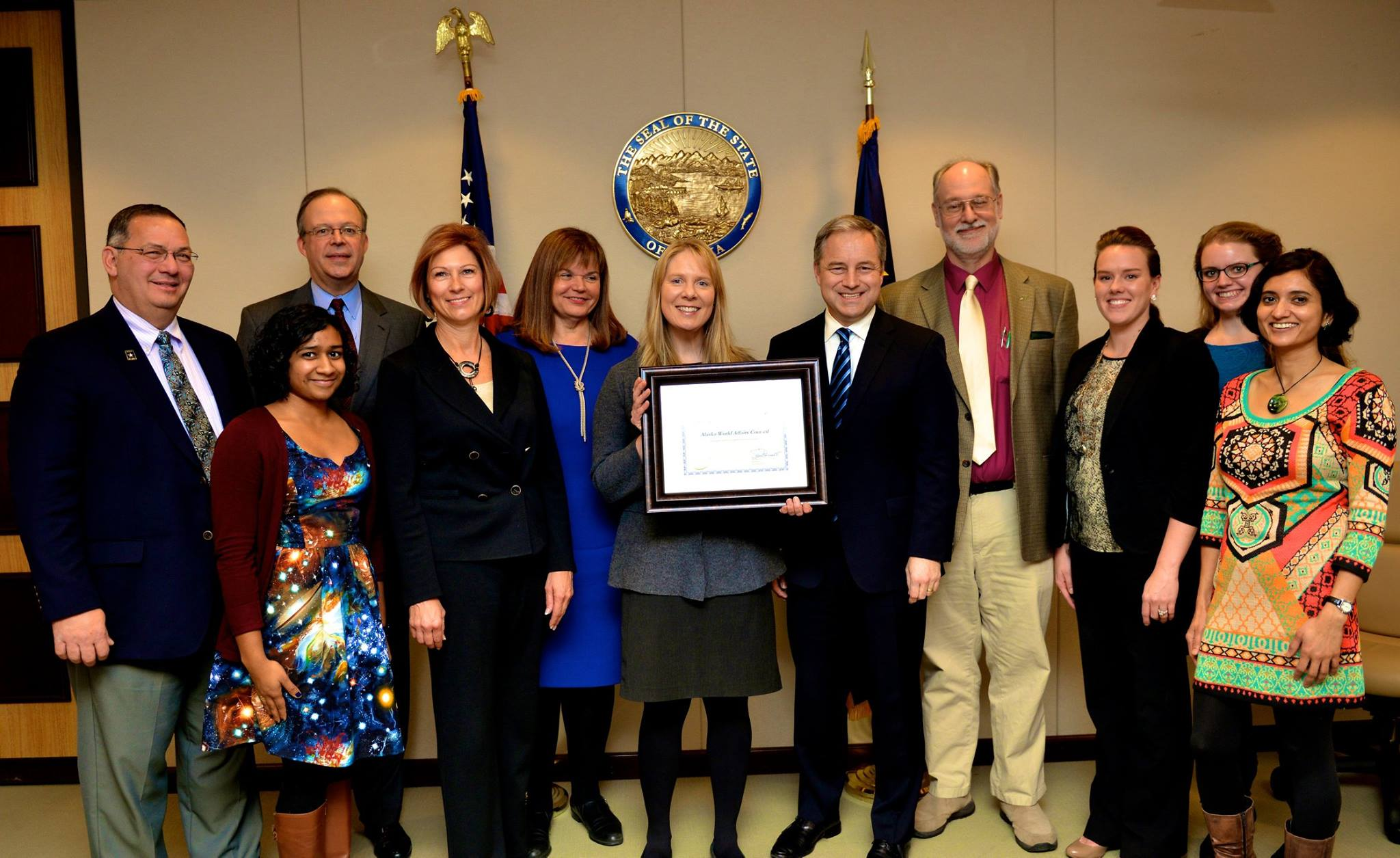 Governor's North Star Award
