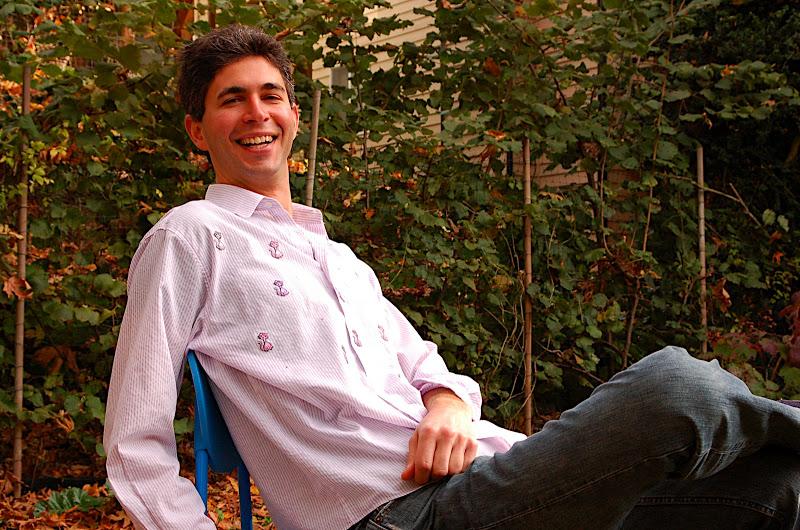 Yoram Bauman April 2