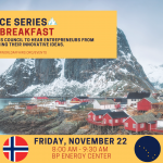 More Than Ice Series: Innovation Breakfast